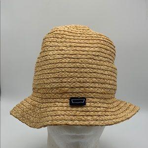 Woman's Levi's straw hat size M/L